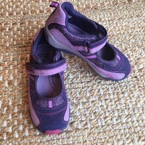Pediped Flex Dakota Purple Maryjanes